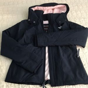 Hollister all weather jacket.